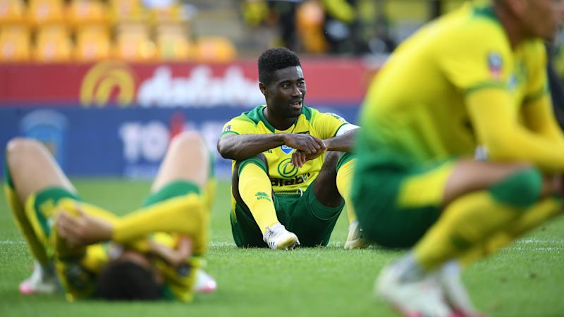 Alex Tettey defends Daniel Farke after Norwich relegation