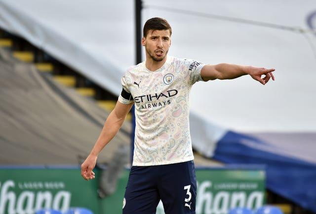 Ruben Dias has also been hugely influential for City