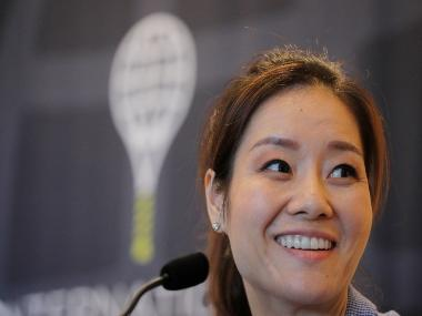 Two-time Grand Slam champion Li Na of China becomes first Asian born to be inducted into International Tennis Hall of Fame