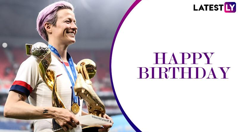 Megan Rapinoe Birthday Special: A Role Model, Both on and off the Field