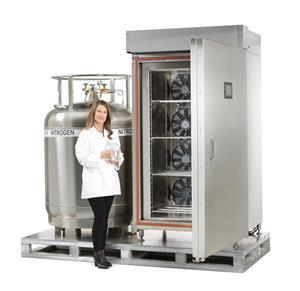 Low-temperature shipping system for high-value vaccines and biologicals. Provo, UT. Photo: Reflect Scientific Inc.