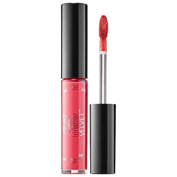 <p>The tip of this <span>Ciaté London Liquid Velvet - Moisturizing Matte Liquid Lipstick</span> ($19) makes it easy to smoothly apply any of the 18 colors of this highly pigmented, hyaluronic-acid-rich formula.</p>