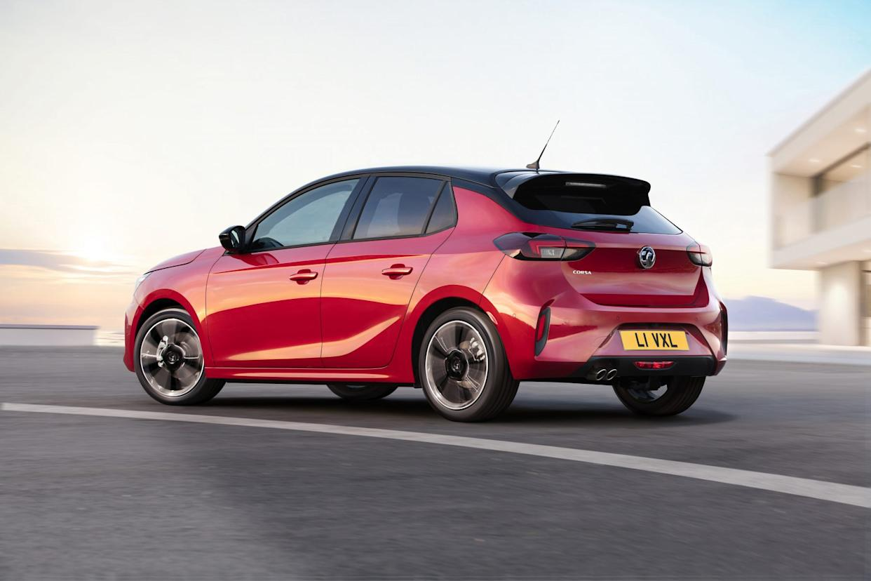 Vauxhall's Corsa is going electric too