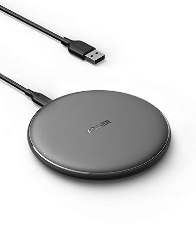 Anker Wireless Charger, PowerWave Pad Qi-Certified 10W Max