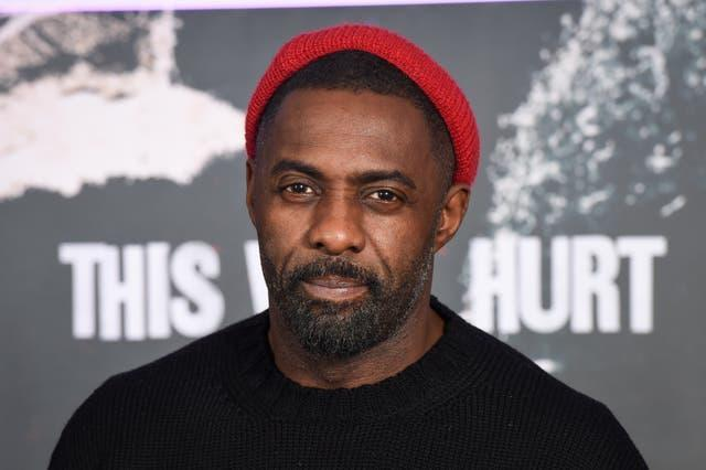 Luther Photocall – London