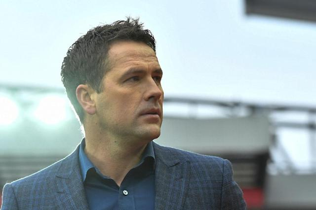 Michael Owen scored 40 goals in his 89 appearances for England (AFP Photo/Anthony DEVLIN)