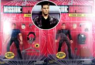<p>That said, Cruise fared even worse with the original 'M:I' action figures, which don't look like him in any way, shape or form. (Photo: Tradewind Toys/Everett)</p>