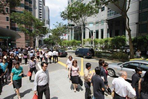 Job loss in Singapore hits 14-year high in Q1