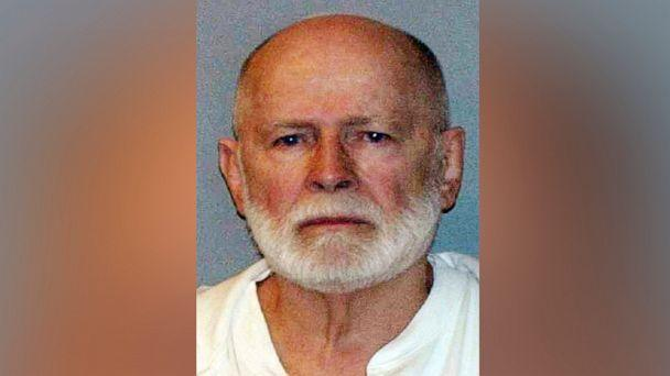 PHOTO: Booking photo provided by the U.S. Marshals Service shows James 'Whitey' Bulger. (U.S. Marshals Service via AP, FILE)