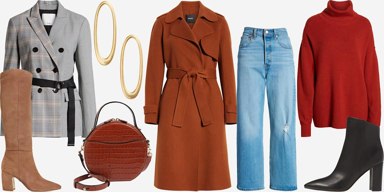 "<p>It's time to take a short break from your Hot Girl Summer to think ahead to your fall wardrobe. I know, I know, it's 90 degrees and nobody wants to talk about boots or coats yet, but <a href=""https://shop.nordstrom.com/content/anniversary-sale"" target=""_blank"">Nordstrom's Anniversary Sale</a> is officially upon us—which means that Fall 2019's hottest pieces are on sale now <em><strong>before</strong></em> their full-price season even starts. </p><p>From the perfect leather boots to blazers, knitwear, and a fresh crop of bags, the annual sale is full of all the essentials for your fall wardrobe. Currently, all Nordstrom cardholders can shop the Early Access sale exclusively through Thursday, July 18. On Friday, July 19, the sale opens to those without Nordstrom cards and will be available to shop through August 4 (then, the prices go back up). Scroll down to shop all our favorites before they sell out. </p>"