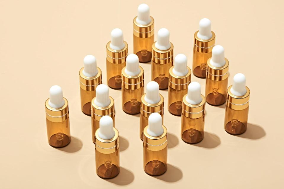 """<p>The appeal of at-home beauty treatments isn't going anywhere anytime soon. Even with medical offices open, people are looking for ways to get similar results from the comfort of their own home. That's where at-home chemical peels come in. As opposed to in-office peels, Dr. Sobel explained the <a class=""""link rapid-noclick-resp"""" href=""""https://www.popsugar.com/DIY"""" rel=""""nofollow noopener"""" target=""""_blank"""" data-ylk=""""slk:DIY"""">DIY</a> versions are """"usually more gentle, but still effective because they use similar ingredients that help address your individual skin concern."""" At-home chemical peels can help address everything from sun damage, fine lines, acne, discoloration, and uneven skin tone. Just note: you don't want to combine these treatments with other chemical exfoliators like retinol.</p>"""