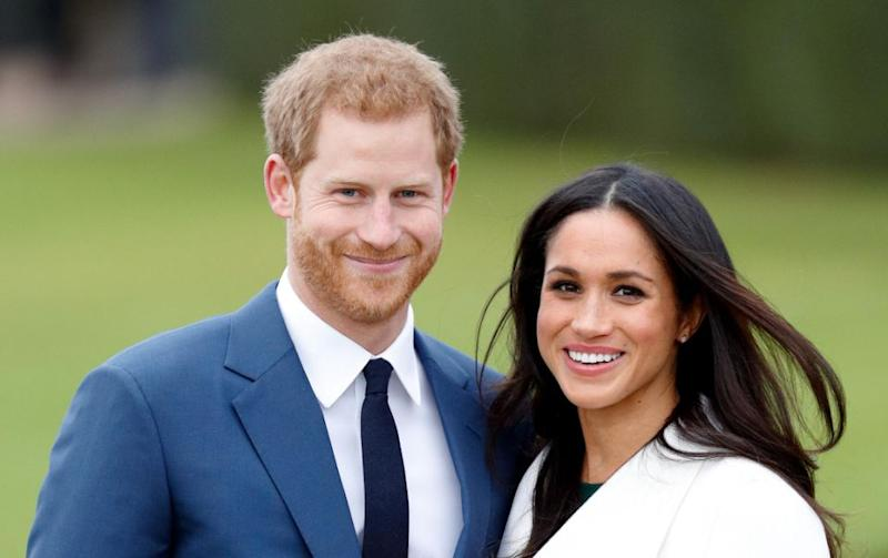 Could Meghan be about to face her next big test after announcing her engagement with Prince Harry? Photo: Getty