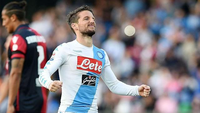 <p>Napoli's Dries Mertens has enjoyed a career year at the age of 30 this season. Only Edin Dzeko has scored more than the Belgian's 25 goals, while he's also provided eight assists to help Napoli once more secure Champions League football.</p>