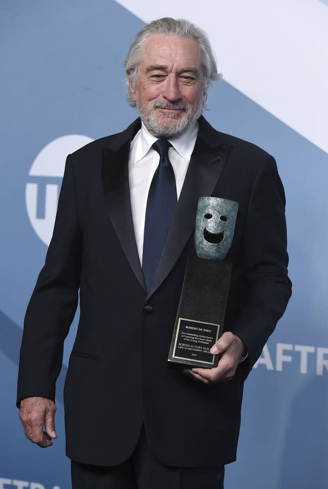 26th Annual SAG Awards – Press Room