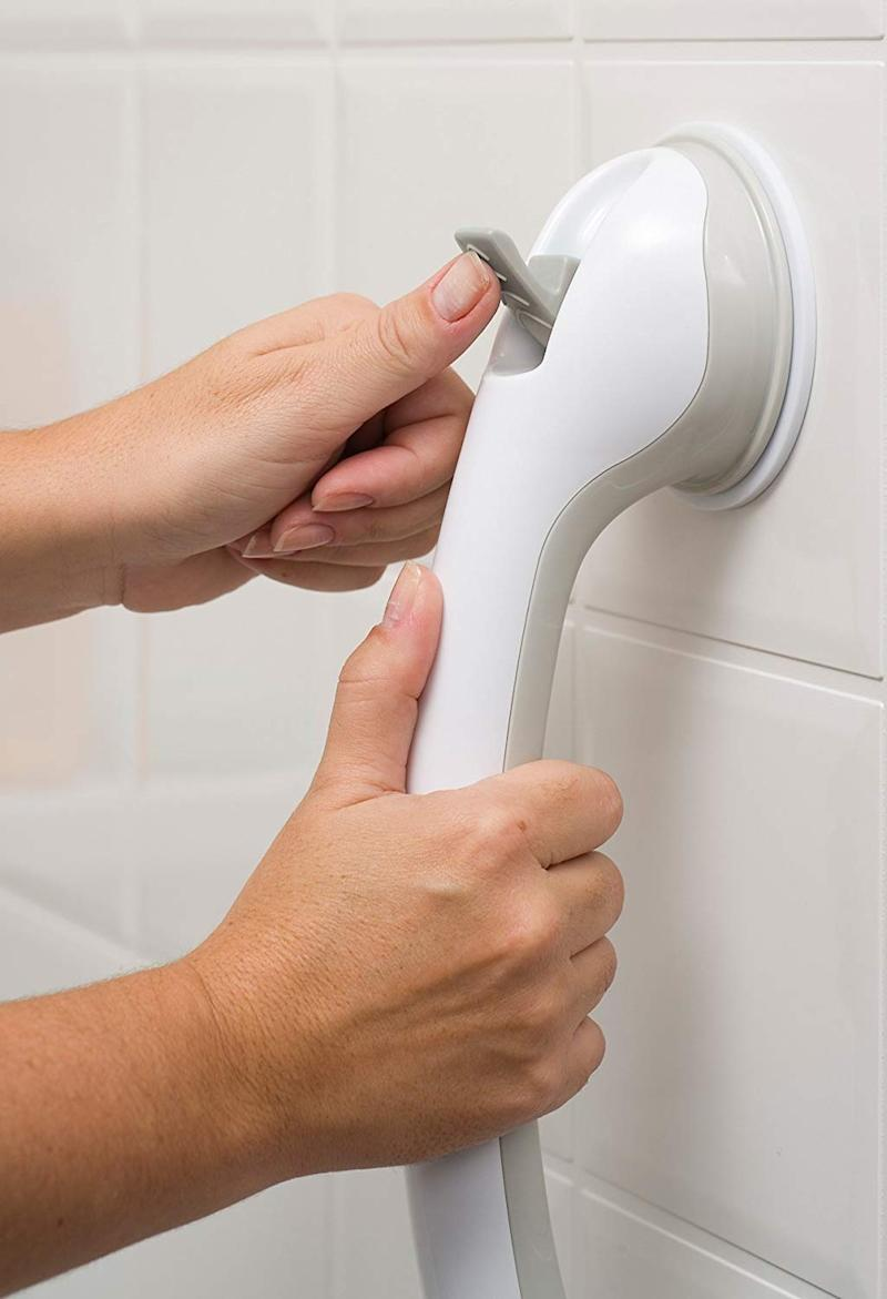 Safe-er-Grip Bath & Shower Safety Handle (Photo: Walmart)