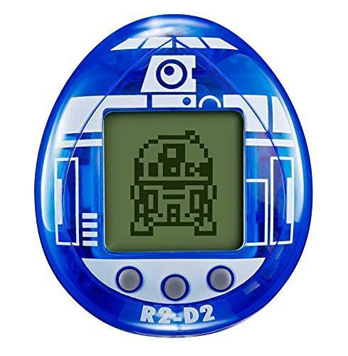 """<p><strong>Tamagotchi</strong></p><p>amazon.com</p><p><strong>$19.99</strong></p><p><a href=""""https://www.amazon.com/dp/B097Z3VBNP?tag=syn-yahoo-20&ascsubtag=%5Bartid%7C10055.g.29624061%5Bsrc%7Cyahoo-us"""" rel=""""nofollow noopener"""" target=""""_blank"""" data-ylk=""""slk:Shop Now"""" class=""""link rapid-noclick-resp"""">Shop Now</a></p><p>Tamagotchis are back! Droid caregivers can keep him charged and clean, and then can use him to play a series of mini games. <em>Ages 8+</em></p>"""