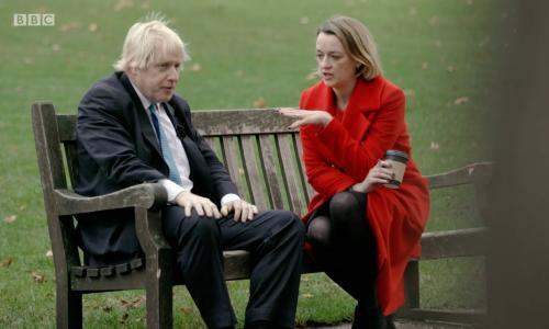 TV tonight: Laura Kuenssberg delves inside Johnson's government