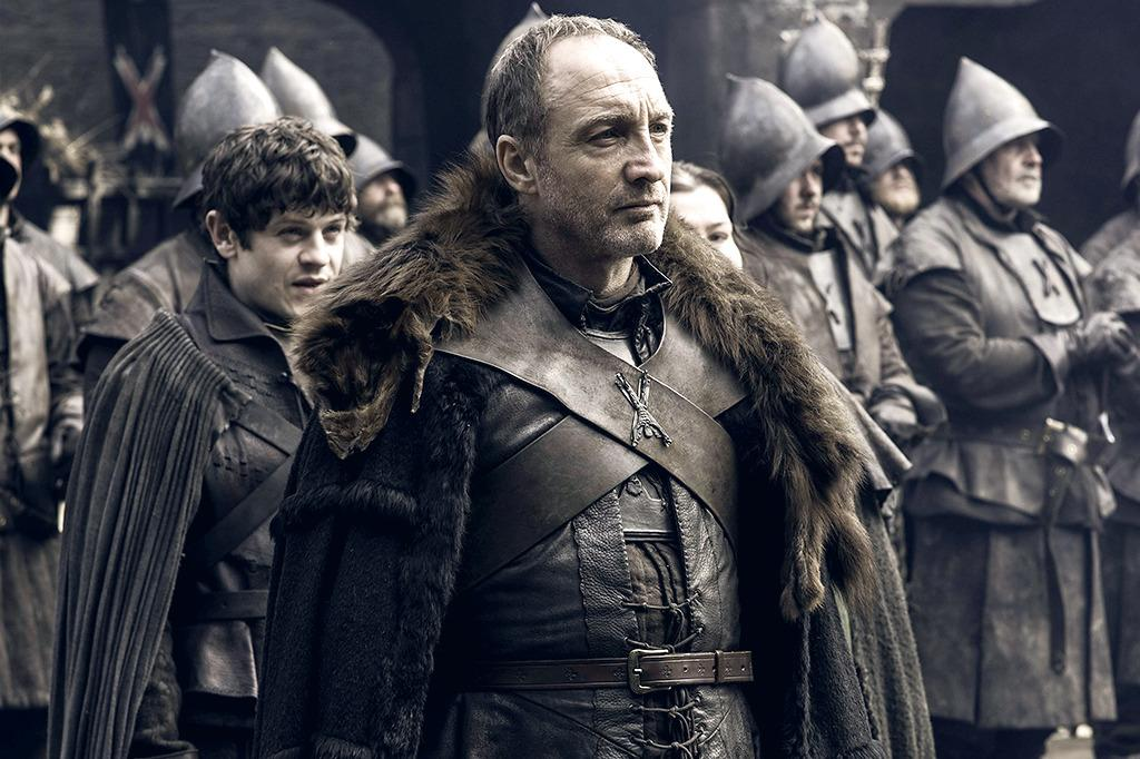 <p>The rotten apple doesn't fall far from the evil tree. Roose might not be as sadistic as his bastard son, but he is a cold-blooded, power-hungry conniver. He betrayed the Starks, to whom he owed allegiance, and set up the Red Wedding. Never forget! </p><p><i>(Credit: HBO)</i></p>