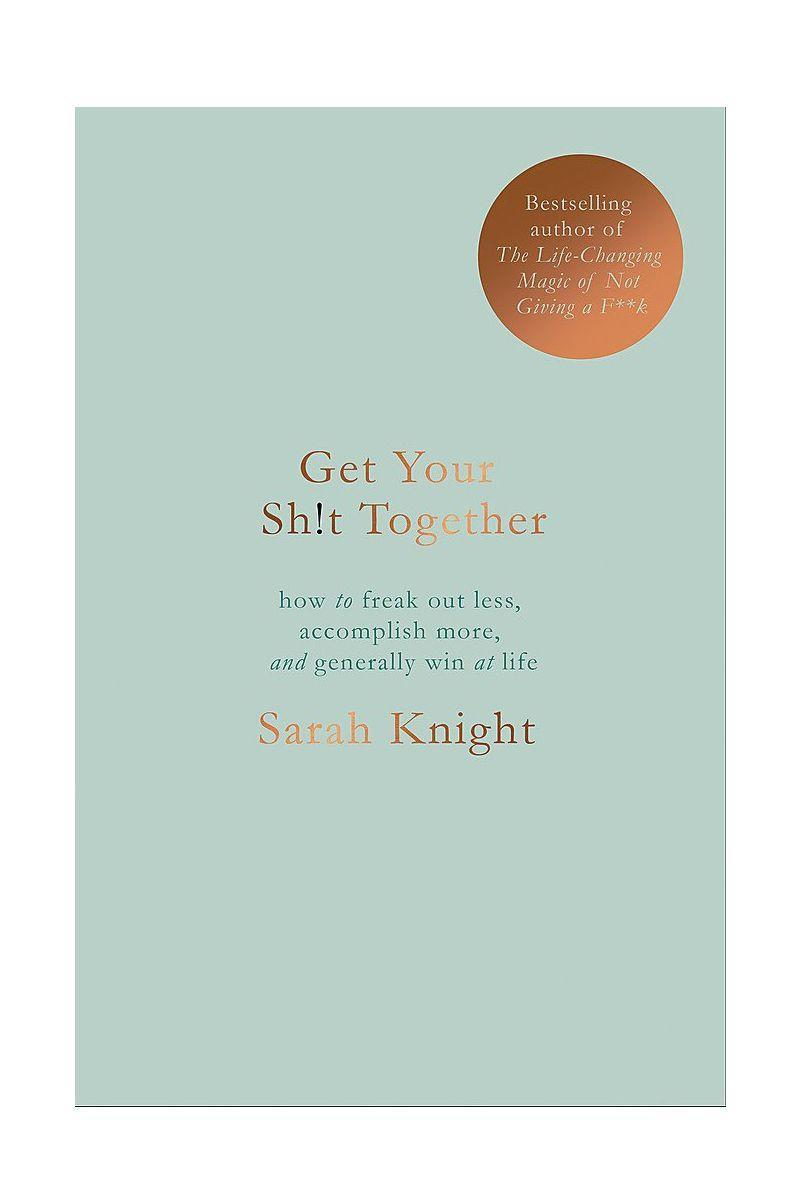"""<p>by Sarah Knight</p><p>Ignore the slightly tongue-in-cheek title for one moment, because this book will help you, once and for all, figure out how to leave your emails at the office and truly nail that work/life balance.</p><p>£10.49</p><p><a class=""""link rapid-noclick-resp"""" href=""""https://www.amazon.co.uk/Get-Your-Sh-Together-Bestseller/dp/1786484080/ref=asc_df_1786484080/?tag=hearstuk-yahoo-21&linkCode=df0&hvadid=310831412334&hvpos=1o7&hvnetw=g&hvrand=1005554339682659587&hvdev=c&hvlocphy=9046490&hvtargid=pla-465817250307&psc=1&psc=1&th=1&ascsubtag=%5Bartid%7C1921.g.30324280%5Bsrc%7Cyahoo-uk"""" rel=""""nofollow noopener"""" target=""""_blank"""" data-ylk=""""slk:SHOP NOW"""">SHOP NOW</a></p>"""