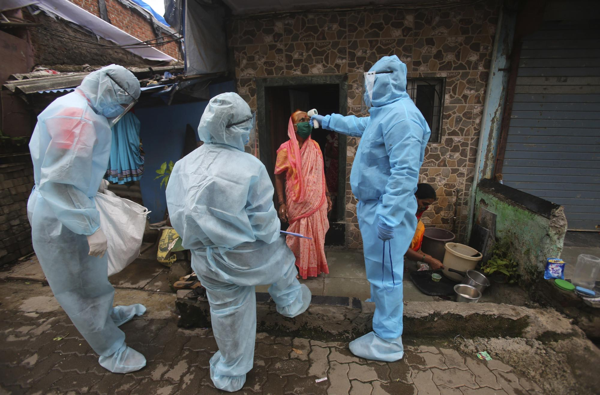 Worst virus fears are realized in poor or war-torn countries