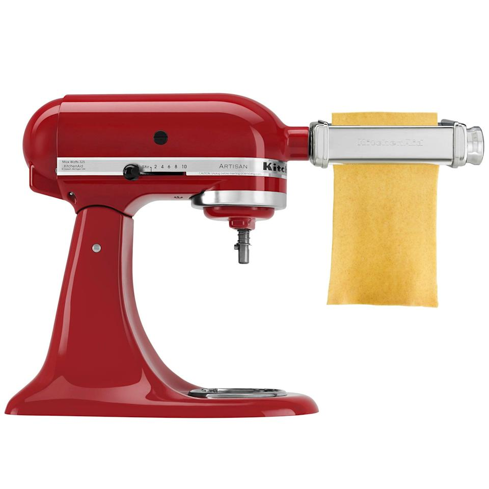 <p>We all know someone who would love this <span>KitchenAid Pasta Maker Attachment</span> ($75, originally $100).</p>