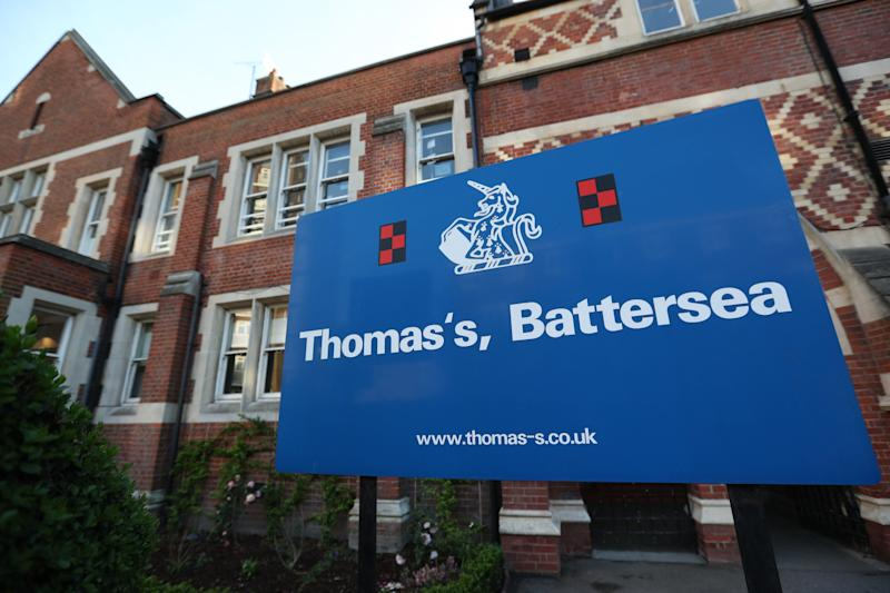 Thomas's Battersea in London [Photo: PA]