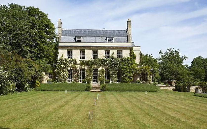 Nick Candy's Oxfordshire house