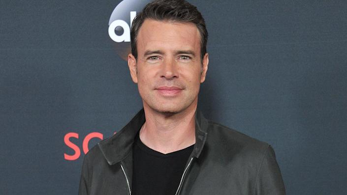 """Scott Foley said he's 'glad' that he and his family moved out of Los Angeles. <span class=""""copyright"""">Photo by Gregg DeGuire/WireImage</span>"""
