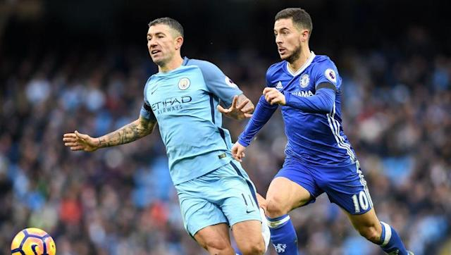 <p>Both sides have really struggled defensively this season, and Aleksandar Kolarov completes the best possible back four you can make - which is probably tells you everything.</p> <br><p>In Kolarov's defence, he did start the season well playing a new position of centre-back under Pep Guardiola, but he is definitely better as a left-back.</p> <br><p>Kolarov remains a real threat on free-kicks and from long distance - the same which cannot be said for Nacho Monreal of Arsenal.</p>