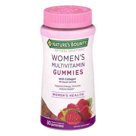 """<p><strong>Nature's Bounty</strong></p><p>Amazon</p><p><strong>$15.06</strong></p><p><a href=""""http://www.amazon.com/dp/B00WF8A7MQ/?tag=syn-yahoo-20&ascsubtag=%5Bartid%7C10070.g.3065%5Bsrc%7Cyahoo-us"""" rel=""""nofollow noopener"""" target=""""_blank"""" data-ylk=""""slk:SHOP NOW"""" class=""""link rapid-noclick-resp"""">SHOP NOW</a></p><p>These gummies also contain 50 mg of collagen, which can ease joint pain, reverse skin aging, reduce cellulite, and improve digestive health. </p>"""
