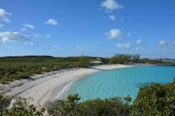 """<h3><strong><a rel=""""nofollow noopener"""" href=""""https://www.airbnb.com/rooms/11079906?location=Bahamas"""" target=""""_blank"""" data-ylk=""""slk:Little Majors Spot, Bahamas"""" class=""""link rapid-noclick-resp"""">Little Majors Spot, Bahamas</a></strong></h3> <p>Who hasn't dreamt of owning their own slice of paradise within the Bahamas' quiet and exclusive Exumas island chain? With this charming rental, you can take your dreams for a test drive. Little Majors Spot is a private cay in the central Exumas with four separate beaches, hiking trails, and a cozy four-bedroom villa. With no staff (though a caretaker resides at the other end of the island), vacations here are enjoyed in complete seclusion, with home-cooked meals eaten alfresco and loads of outdoor space for curling up with a book. <i>Rates from $2,500 per night.</i></p>"""