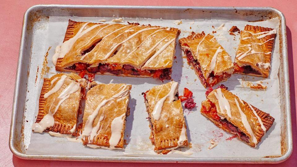 """<a href=""""https://www.bonappetit.com/recipe/blackberry-and-dried-apricot-slab-pie?mbid=synd_yahoo_rss"""" rel=""""nofollow noopener"""" target=""""_blank"""" data-ylk=""""slk:See recipe."""" class=""""link rapid-noclick-resp"""">See recipe.</a>"""