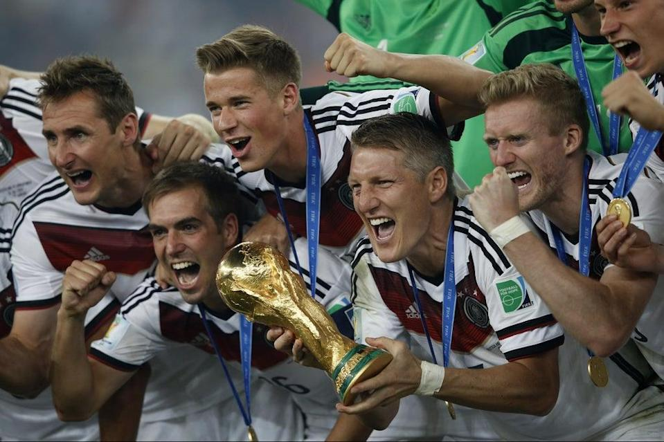 Germany won the 2014 FIFA World Cup  (AFP via Getty Images)