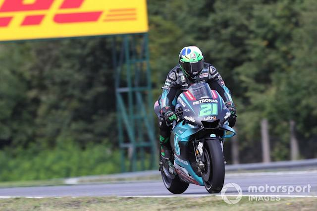 """Franco Morbidelli <span class=""""copyright"""">Gold and Goose / Motorsport Images</span>"""