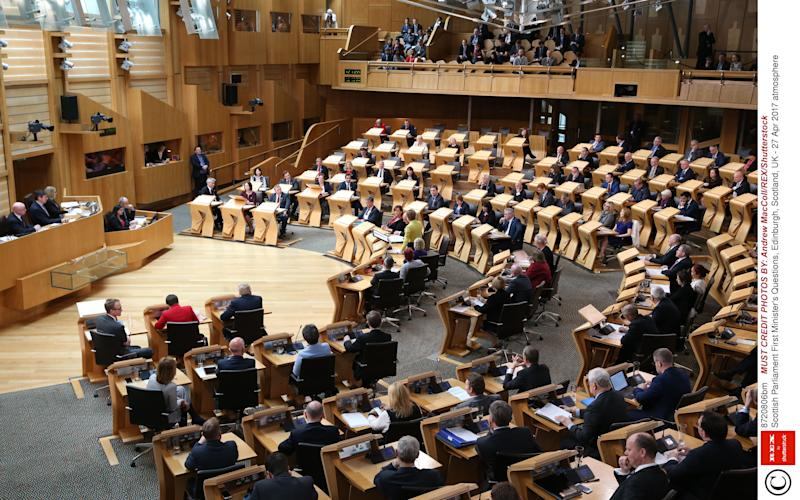 MSPs have been issued with security guidance - REX