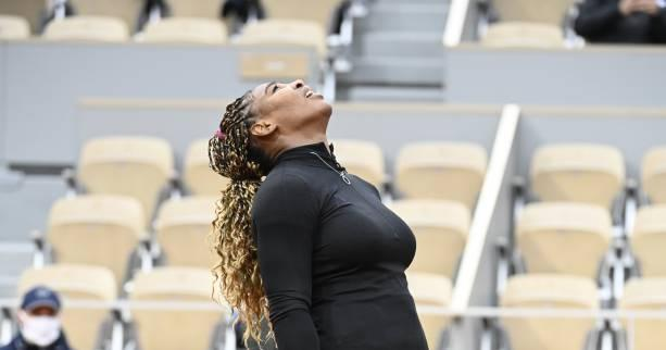Roland-Garros (F) - Serena Williams : « Je suis tellement perfectionniste »