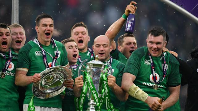 Ireland captain Rory Best will lead them into the 2019 World Cup after extending his contract.