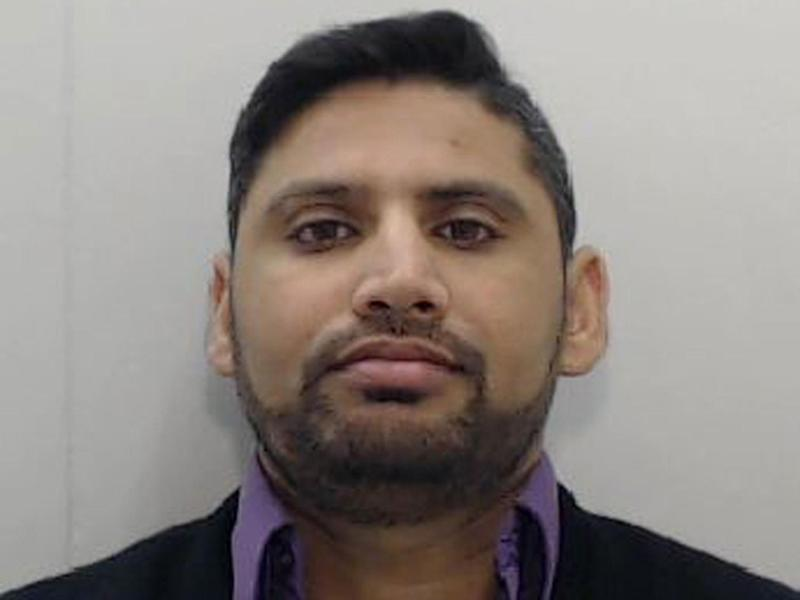 Judge Richard Mansell QC initially ruled Mustafa Bashir should be spared jail at Manchester Crown Court in March: PA