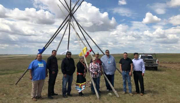 Submitted by the Federation of Sovereign Indigenous Nations