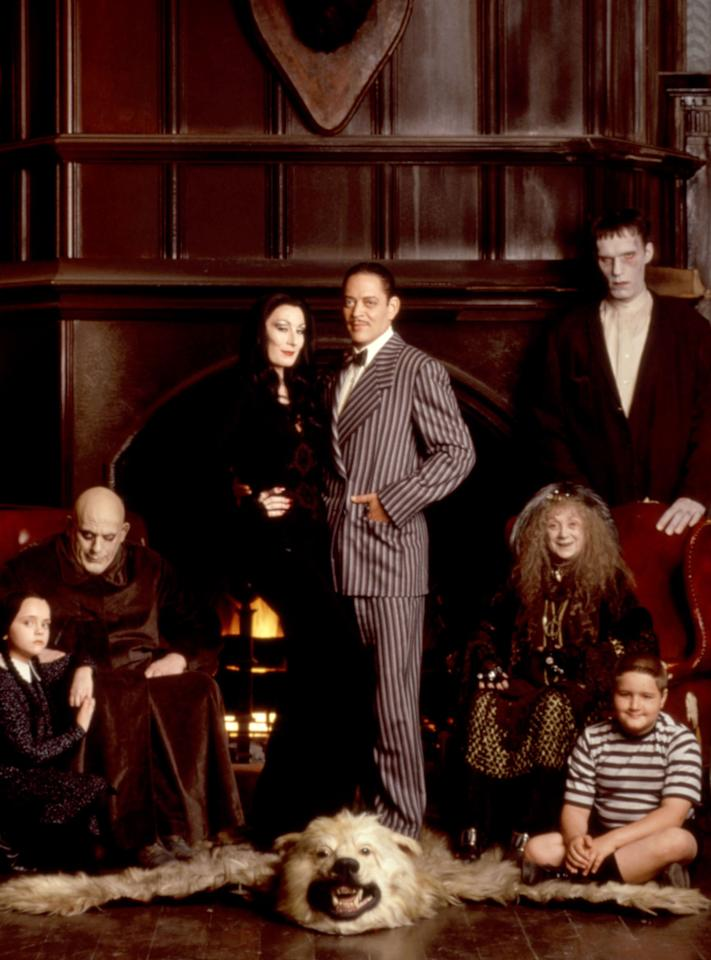 <p>Join Morticia, Gomez, Wednesday, Uncle Fester, Cousin It, and all of your other favorite characters from the most ghoulishly unconventional family on screen. </p>
