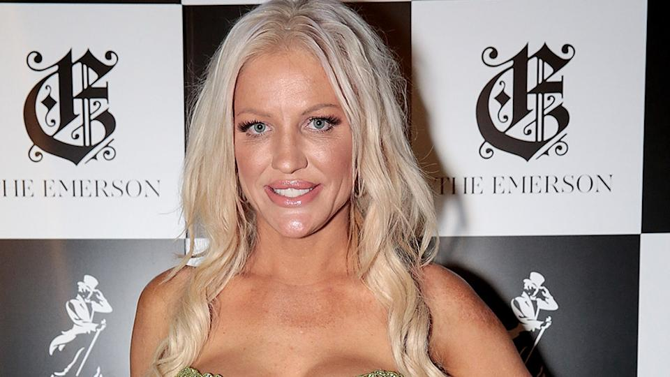 Brynne Edelsten was arrested and charged earlier this month with possession and trafficking of the drug ice. Photo: Getty