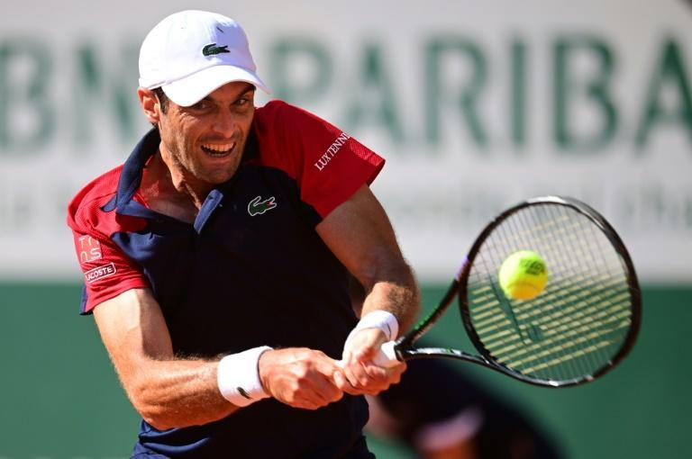 Shock victory for Spain's Pablo Andujar over Dominic Thiem