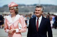 <p>Mostly including this photo of Diana with the Prime Minister for reasons purely based in RUFFLES.</p>