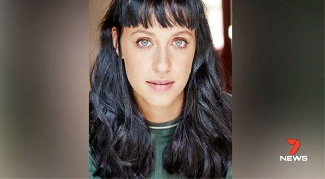 Australian TV actress Jessica Falkholt remains in a critical condition.