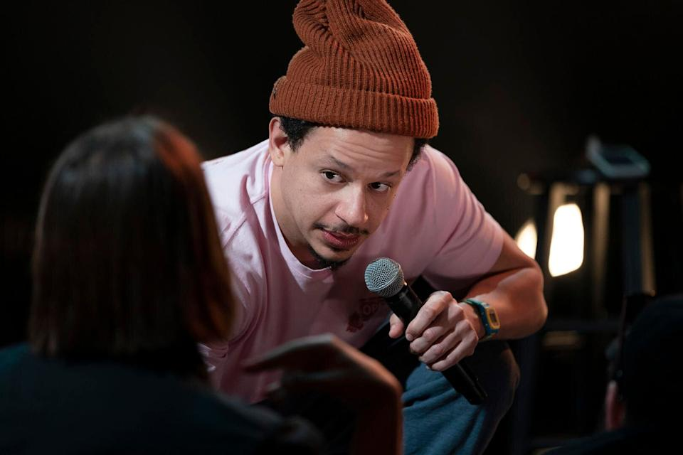 """""""Eric Andre: Legalize Everything"""" (Photo: Brian Roedel / Netflix)"""