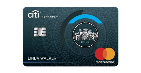 Citi Introduces New No Annual Fee Citi Rewards+℠ Card, Accelerating Points-Earning Potential on Everyday Purchases