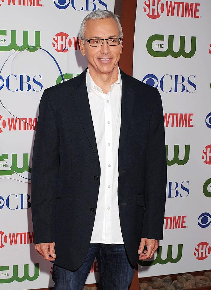 "September 4: Drew ""Dr. Drew"" Pinsky (""Celebrity Rehab"") turns 53. Jeffrey Mayer/<a href=""http://www.wireimage.com"" target=""new"">WireImage.com</a> - August 3, 2011"