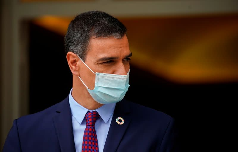 Spanish PM 'disturbed' by allegations of former king's corruption