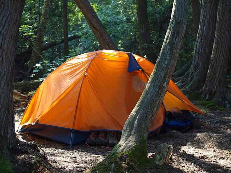 A good tent will go a long way, like this one seen at Lake Superior Provincial Park in Algoma, Ont. (Adam Kahtava/ Flickr )