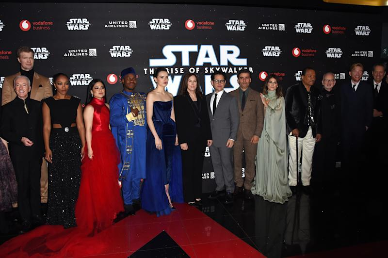 Disney's highly-anticipated 'Star Wars: The Rise of Skywalker' opened to disappointing reviews